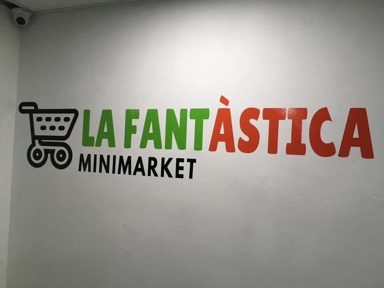 Letras en Vinilo de Corte – La Fantastica.
