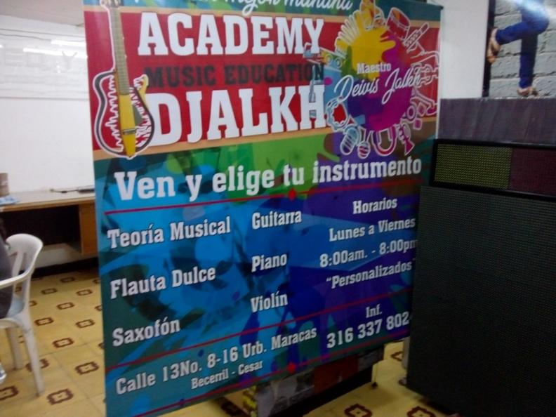 Pendon Academy Djalkh.