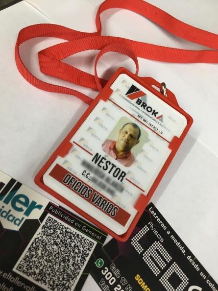 Carnet Personalizado – BRAKA