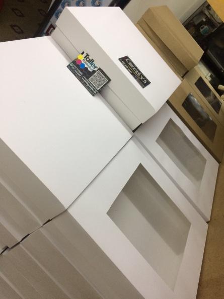 Cajas en Cartón Kraft y Propalcote